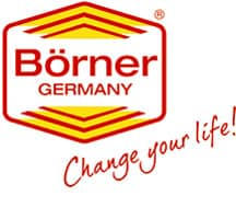 200Boerner Logo and Slogan
